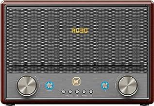 Matata MTMI16L 2.1 Channel Retro Style Integrated Speaker True 60 Watt, LED Display, Multi Connectivity - Wireless Bluetoo...