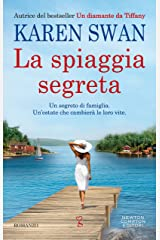 La spiaggia segreta (Italian Edition) Format Kindle