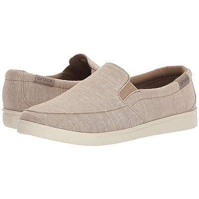 Crocs CitiLane Low Slip-On (Khaki) Women