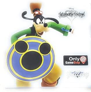 Kingdom Hearts Goofy Statue Figure. Gamestop Exclusive