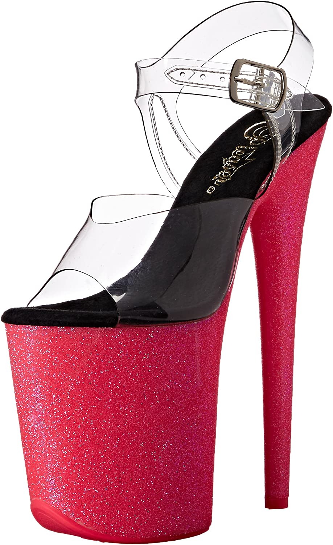 Pleaser Womens Flam808uvg C Nhpg Platform Sandal