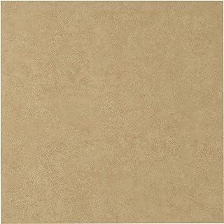 comprar comparacion Stylehome Suelo vinílico autoadhesivo loseta, Beige, 305 x 305 mm (caja 2,41 m²)