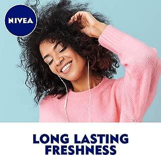 NIVEA, Deodorant Female, Invisible Black & White, Original, Spray, 4 + 2 x 150ml