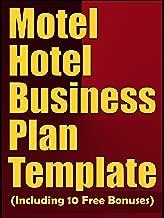 Motel Hotel Business Plan Template (Including 10 Free Bonuses)