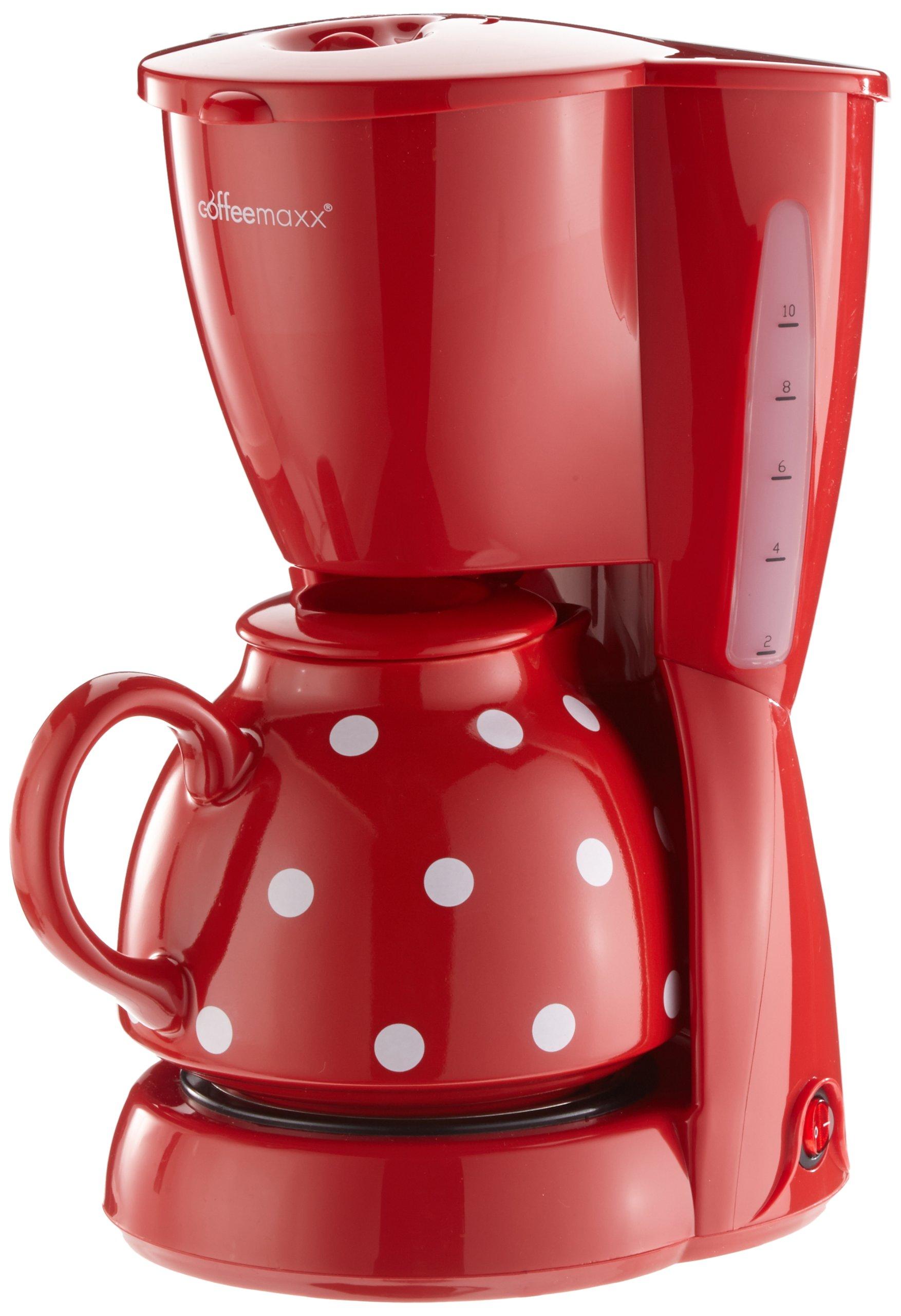 TV Das Original Coffeemaxx Plus - Cafetera de goteo con jarra de ...
