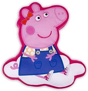 Peppa Pig Shaped Cushion