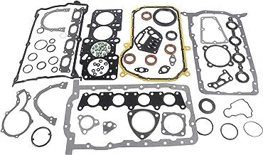 DNJ FGS8000 MLS Full Gasket Sealing Set/For 1997-2006 / Audi, Volkswagen / 1.8L / L4 / 20V / DOHC/AEB, AMB, AMU, APH, ATC, ATW, AWD, AWM, AWP, AWV, AWW, BEA, BKF/Turbocharged