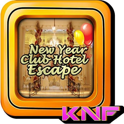 EscapeGames NewYear Club Hotel