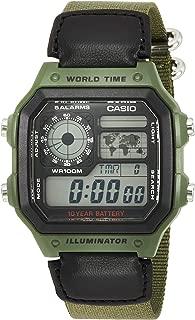 Casio Casual Watch For Men Digital
