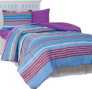 Bedford Home Capri 22-Piece Dorm-in-a-Bag, Twin