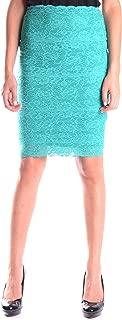 DEXTERIOR Luxury Fashion Womens MCBI16223 Light Blue Skirt | Season Outlet