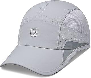 کلاه ورزشی خشک خشک و سریع GADIEMKENSD Unisex سبک وزن قابل تنفس