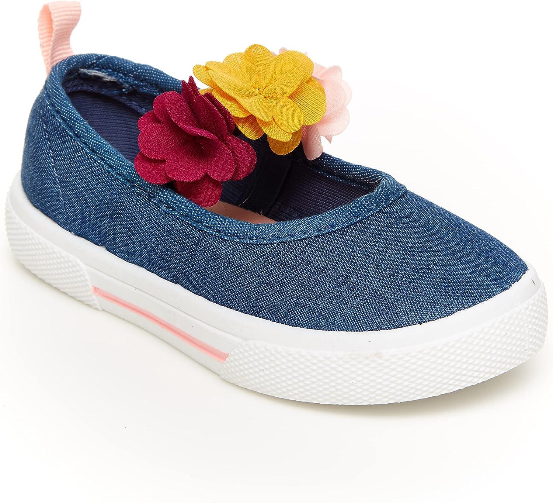 Carter's Unisex-Child Milly Sneaker