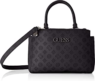 GUESS Womens Satchel Bag, Black - SP743305