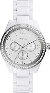 Best fossil clear resin watch Reviews