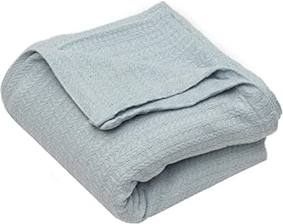 Home Maison Layla Throws, Light-Blue