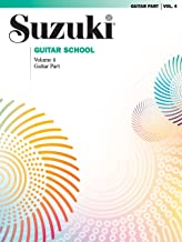 Suzuki Guitar School, Volume 4: Guitar Part