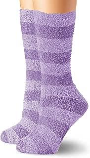 Cabeau CBU-FS0432 Fluffy Socks for Unisex - Purple