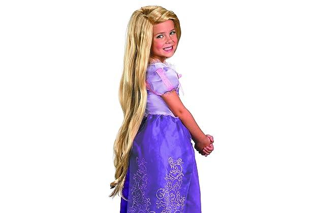 978472089e024 Amazon.com: Tangled Rapunzel Wig: Toys & Games