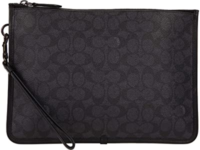 COACH Charter Pouch in Signature