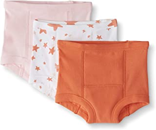 Moon and Back de Hanna Andersson - Pack de 3 braguitas de