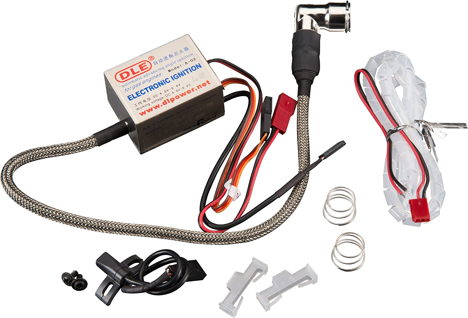 DLE Engines 20-F28#4 DLE20 Module service Our shop OFFers the best service Electronic Ignition