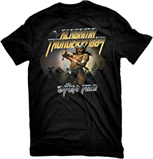 Alabama Thunderpussy Open Fire T-Shirt