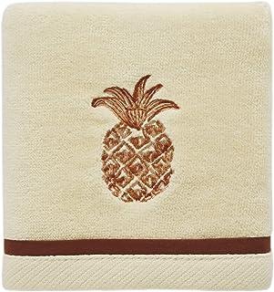 Tommy Bahama Batik Pineapple Fingertip Towel, Orange