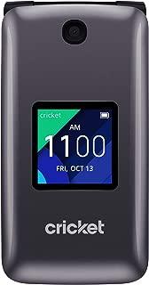 Alcatel QUICKFLIP 4044C | 4G LTE | HD Voice FlipPhone | - GSM Unlocked