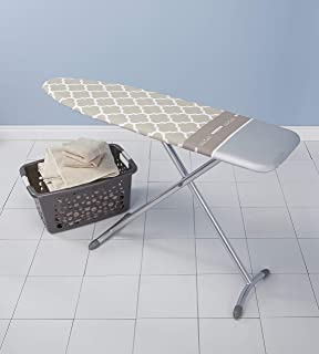 Laundry Solutions by Westex European Designed Platinum Ironing Board