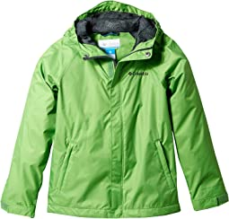 Columbia Kids Fast & Curious™ Rain Jacket (Little Kids/Big Kids)
