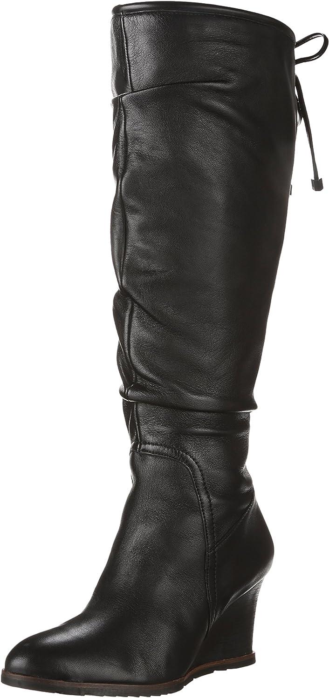 Franco Sarto Women's Dominion Tall Wedge Boot