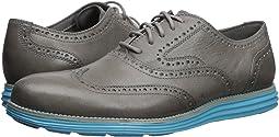 Ironstone Leather/Bluefish