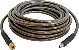 """SIMPSON Cleaning Monster 41028- 3/8"""" x 50' 4500 PSI Cold Water Replacement/Extension Hose"""