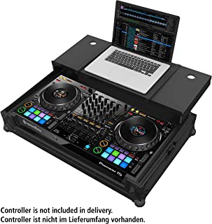 Zomo P-DDJ-1000 Plus NSE Flight Case for Pioneer DDJ-1000 with Laptop Tray