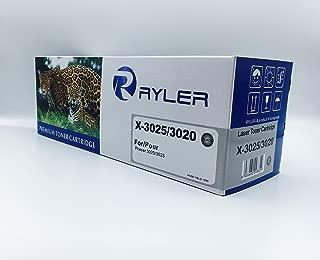 Ryler compatible Toner Cartridges for XEROX X-3025/3020-Black