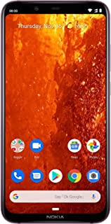 Nokia 8.1 Dual SIM Smartphone Full Hd+ Display, grijs (iron)