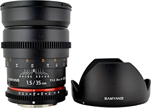 Best samyang 35mm 1.5 canon Reviews