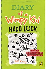 Diary of a Wimpy Kid: Hard Luck (Book 8) Kindle Edition
