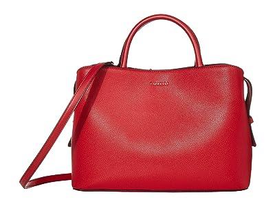 Fiorelli Bethnal Satchel (Ruby) Handbags
