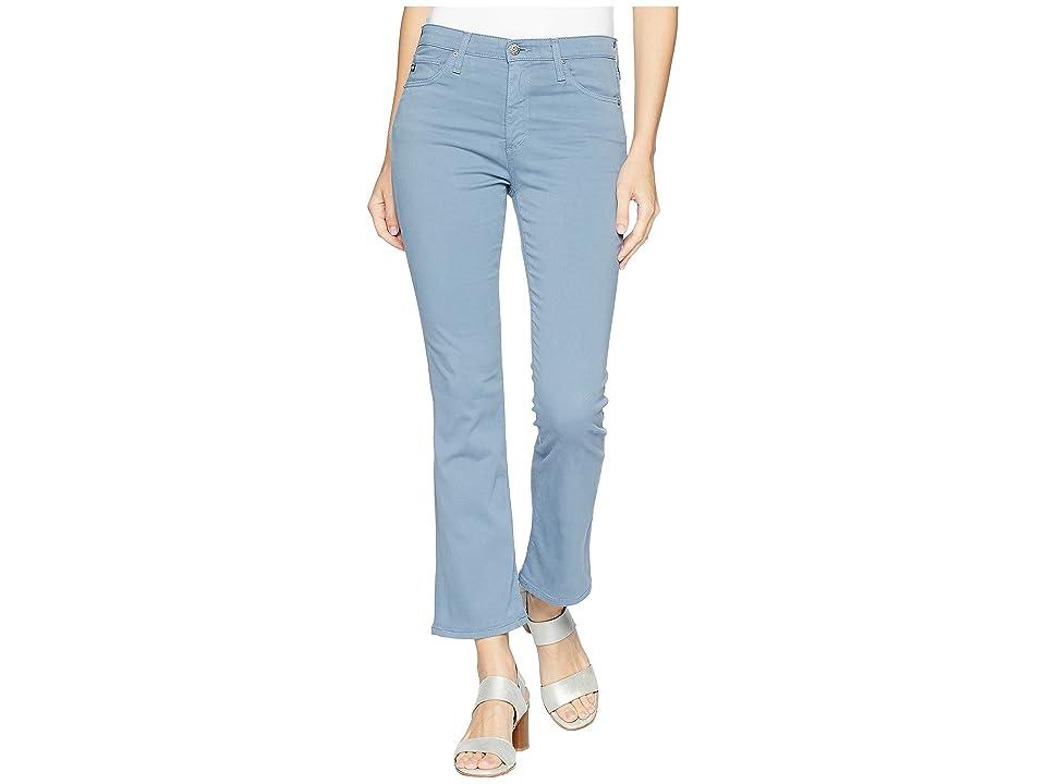 AG Adriano Goldschmied Jodi Crop in Serenity Blue (Serenity Blue) Women's Jeans