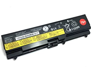 Aluo 45N1005 10.8V57WH New Laptop Battery for Lenovo ThinkPad L412 L420 L430 L512 L520 L530 T410 T420 T430 T510 T520 T530 W510 W520 W530 70+ 25+ 55+