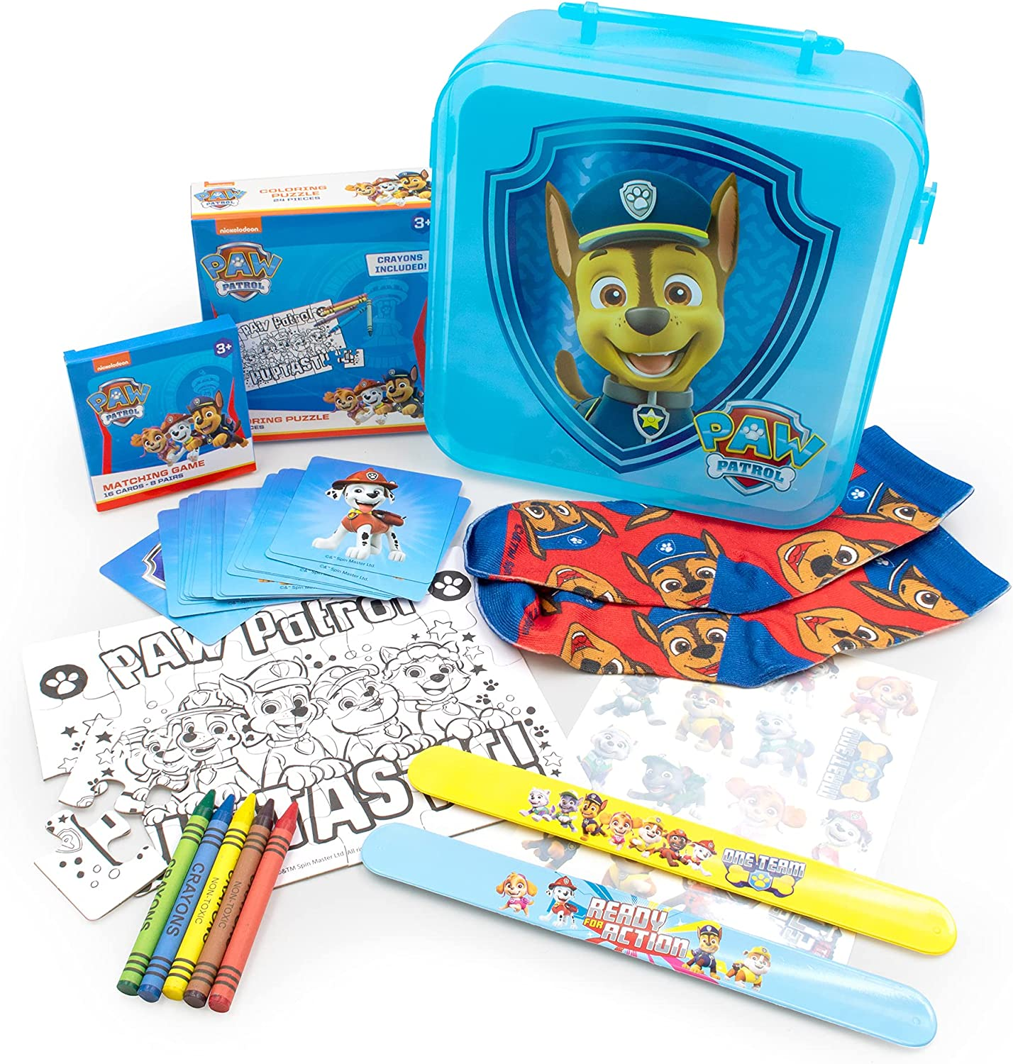 PAW safety Patrol Boys Activity Set 6pc Kids Arts and Ho New products, world's highest quality popular! Crafts for Kit