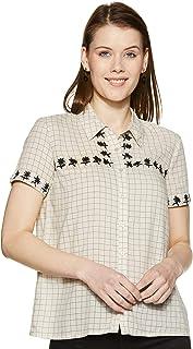 VERO MODA Women's Plain Shirt