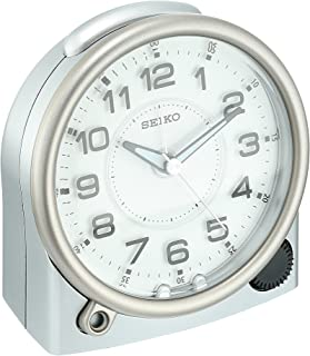 Seiko (SEIK7) Alarm Clock (Model: QHE143ALH)