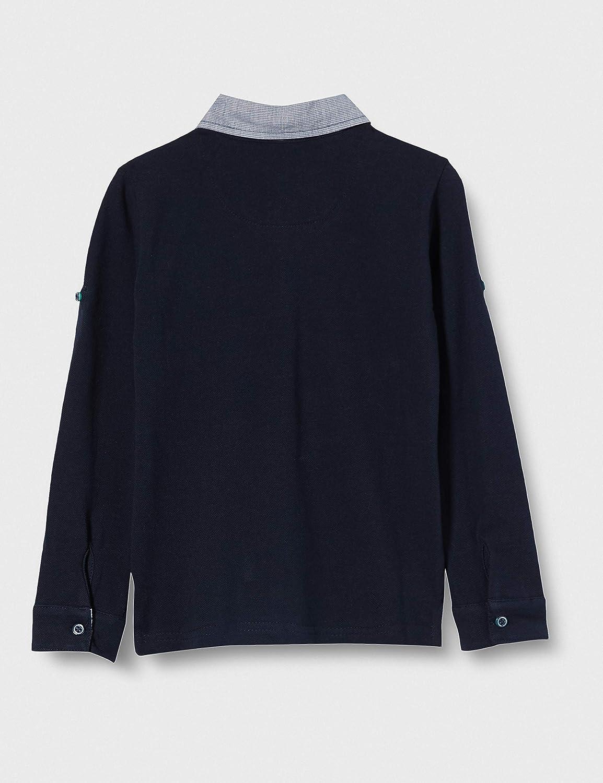 Brums Baby-Jungen Polo Piquet Collo Camicia Poloshirt