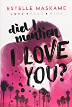 Best did i mention i love you book Reviews