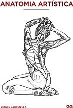 表紙: Anatomia artística (Portuguese Edition)   Michel Lauricella
