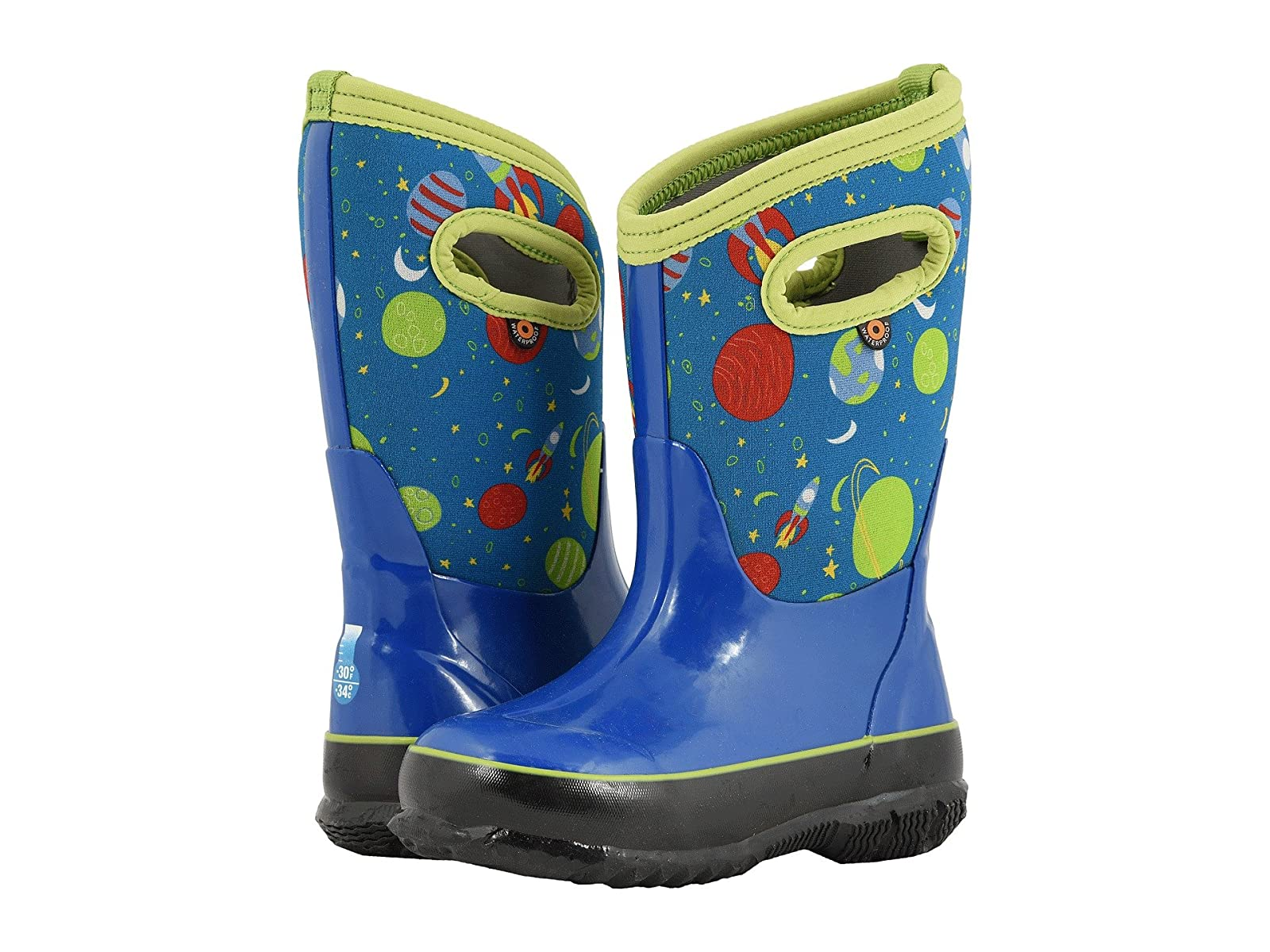 Bogs Kids Classic Space (Toddler/Little Kid/Big Kid)Selling fashionable and eye-catching shoes