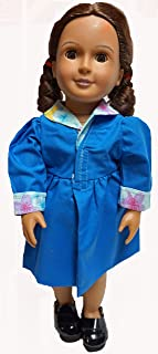 Doll Clothes Superstore Blue Spring Coat Fits 18 Inch Girl Dolls Like American Girl